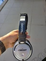 Fone de ouvido com microfone - Headset P2