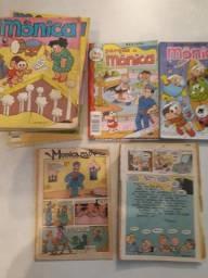 Revistas em Quadrinhos(Gibis) para colecionador.