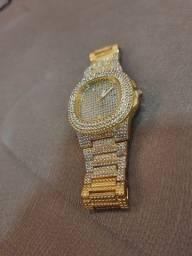 Relógios Ice 3 (Dourado,Prata, Preto)