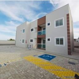 Apartamento 2 quartos prontos para morar px ao posto redenção entrada em 24X e Doc.gratis