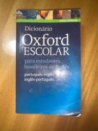 Oxford escolar - dicionário do inglês pro português