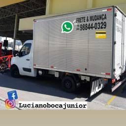 frete caminhão saindo vazio de Florianópolis destino São Paulo