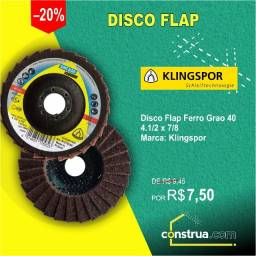 Disco Flap Farro 40 - Klingspor