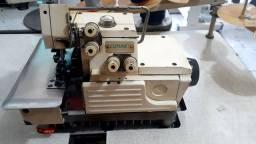 Vende- se  máquina industrial  interloc