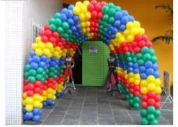 Arco para balões R$ 40,00