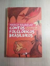 Livro - Contos Folclóricos Brasileiros