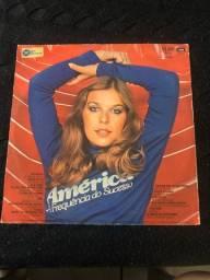 LP Vinil América a Frequência do Sucesso Volume 4 - 1980