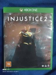 Injustice 2 Xbox One forma Física