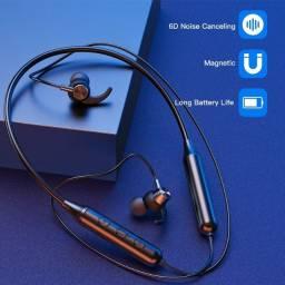Fones bluetooth Fitness Tws Dd9 magnético