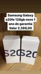 Samsung Galaxy S20FE 128GB LOJA FÍSICA