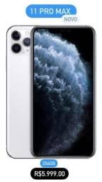 iPhone 11 - PRO MAX - 64 GB - NOVO