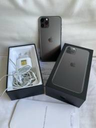 iPhone 11 Pro 64GB - Bateria 100% - Garantia Apple (24/09)