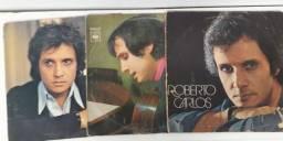 Vinil 3 LPs Roberto Carlos