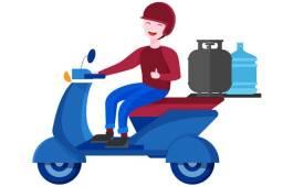 Precisamos de motoqueiro  habilitado para trabalhar em depósito de gás em Madureira