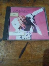 Cd Simply Red A new flame importado
