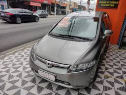 Honda New Civic EXS 1.8 Flex Completo Automatico Top