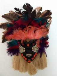 Máscara Decorativa Indígena