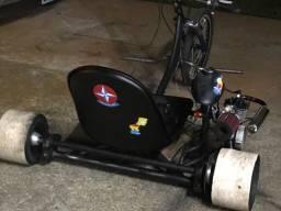 Trike Drift 80CC troco por MTB de meu interesse.