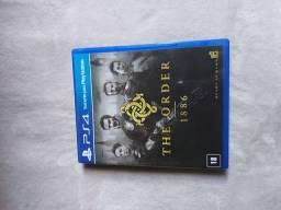 Jogo de Playstation 4 (The Order 1886)