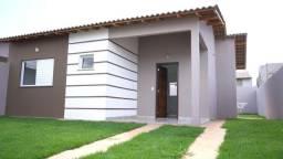 Vendo Casa Nova em Várzea Grande - Aceita financiamento