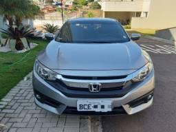 Honda Civic EXL 2018 Único dono c/34.000Km