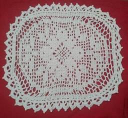 Jogo 2 peças para Banheiro em Crochê