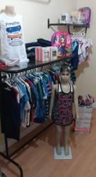 Roupas e calçados infantil