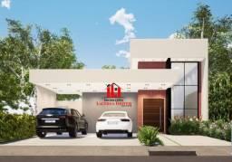Casa com 03 suítes garagem para 4 carros fino acabamento
