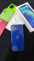 iPhone 12 de 256 gigas com 2 mês de uso
