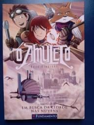 Livro o amuleto 3