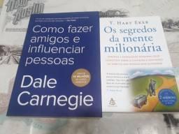 3 grandes livros do desenvolvimento pessoal