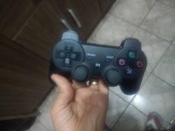 Controle c/fio play 3 com caixa