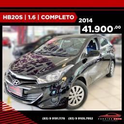 Título do anúncio: Hyndai HB20S 1.6 - 2014 - ( Paraíba Auto )