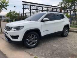 Título do anúncio: Jeep Compass Longitude Flex 2019 Impecável