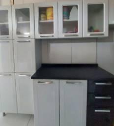 Cozinha de aço Bertolini 14 portas e 2 gavetas NOVINHA - PASSO CARTÃO E PARCELO EM ATE 10X