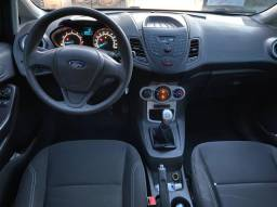 Fiesta SE 1.6 2017 Flex e Gas G5