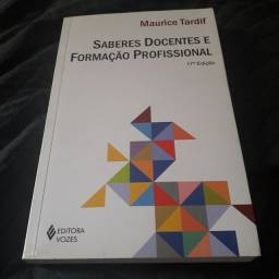 Saberes docentes e formaçao profissional - Maurice Tardiff