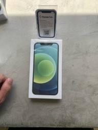 iPhone 12 64gb verde NOVO LACRADO