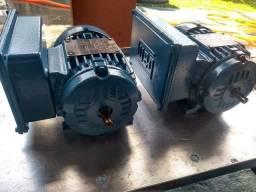 Motor elétrico Bifasico 0.16 cv rpm 1740.