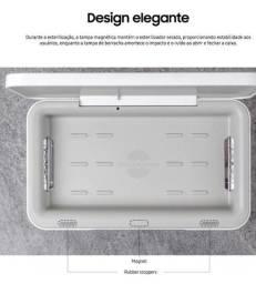 Carregador e esterilizador original Samsung