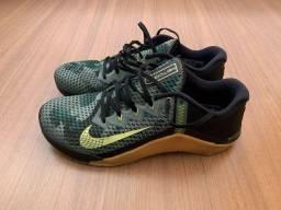 Tênis Crossfit Nike Metcon 6 Usado 3x (Número 42)