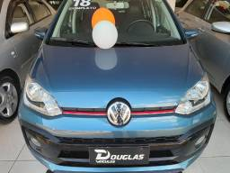 Luxo... VW Up TSI - Move - 2018/2018 - Completo