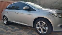 Focus Sedan 2015 Aut - Emplacado até 2022 -Conservado