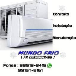 MUNDO FRIO (Ar condicionado)