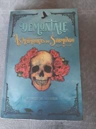 Livro Demontale As Matadoras do submundo