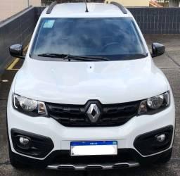 Título do anúncio: Renault Kwid Outsider 1.0 12V 2020 com apenas 4.700km