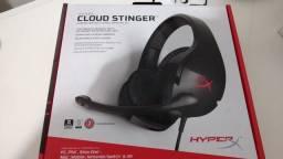 Fone Headset HyperX Cloud Stinger