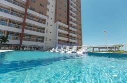 Apartamento com 2 dormitórios à venda, 57 m² por R$ 417.991,19 - Jóquei Clube - Fortaleza/