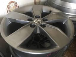 Roda VW Fox aro 15 original, conjunto com 4 Rodas , práticamente sem uso