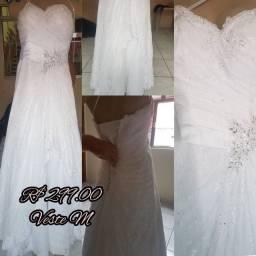 Vestidos de noiva seminovos